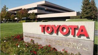 Toyota llama a revisión a 490.000 coches por defecto en los airbags