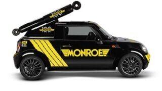 Monroe formará in situ a los talleres en amortiguadores y emisiones