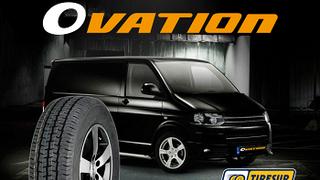 Tiresur amplía su oferta del Ovation VI-02 para furgonetas