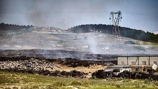 Castilla-La Mancha da por extinguido el incendio de Seseña