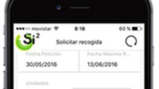 Signus crea una app para la recogida de los neumáticos fuera de uso