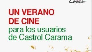 Castrol Carama regalará entradas de cine con cada reserva de usuarios