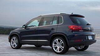 Volkswagen también podrá reparar los Tiguan y Caddy del dieselgate