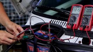 Cómo realizar el diagnóstico de un circuito de carga