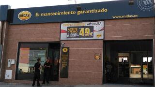 Midas abre en Huércal de Almería su segundo centro en la provincia