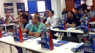 Lausan presenta Taller XXI a reparadores de Málaga