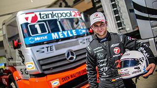 Meyle estrena sus soportes de motor en camiones de carreras