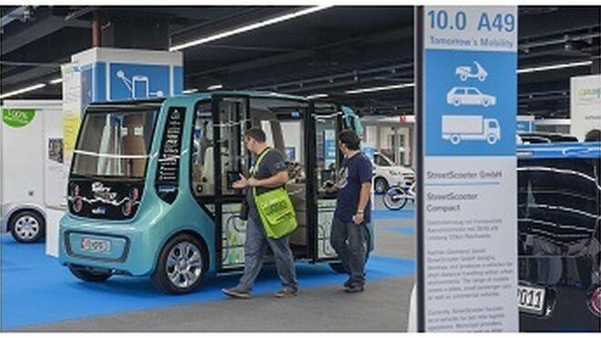 Automechanika Frankfurt tendrá un pabellón dedicado a servicios de movilidad y conectividad