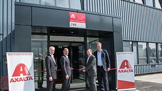Axalta abre oficialmente su Centro de Tecnología Europeo en Alemania