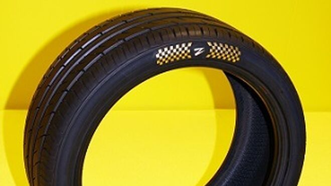 Z Tyre crea los neumáticos más caros del mundo