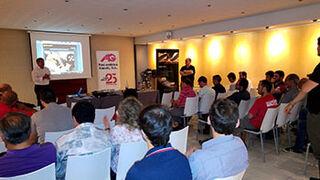Recanvis Anoia (Gaudí) presenta ContiTech a talleres clientes