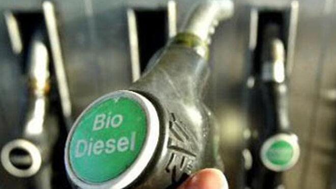 Aceite de fritura para conseguir combustible biodiesel