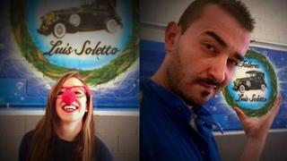 Un taller madrileño implica a sus clientes en una causa solidaria