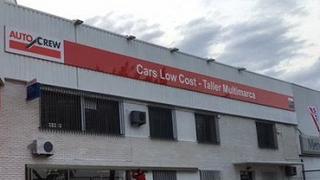 Cars Low Cost, primer taller de la red AutoCrew en España