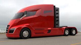 Un camión eléctrico de 2.000 CV y 2.000 km de autonomía ya tiene 7.000 reservas