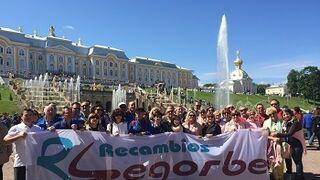 Recambios Segorbe se lleva a Rusia a talleres clientes