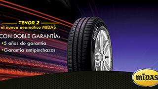 Tenor 2, el nuevo neumático de la marca propia de Midas