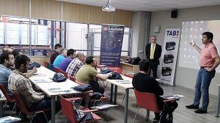 300 talleres ya han pasado por el plan de formación de TAB Spain