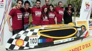 Diseñan un coche que recorre 2.000 km con un litro de etanol