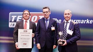 Temot International elige a TRW Aftermarket 'Proveedor del Año 2015'