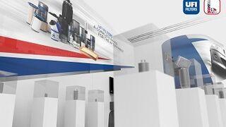UFI muestra en Automechanika Frankfurt su nueva imagen corporativa