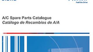 Webasto edita nuevo catálogo de recambios para equipos de A/A