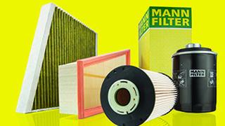 Mann-Filter exhibe nuevos filtros de combustible diésel en Automechanika