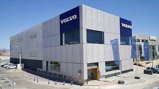 Volvo abre un nuevo concesionario en Málaga