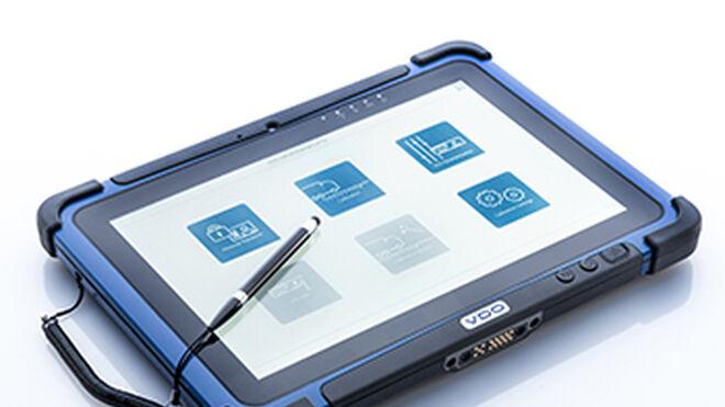 Nueva herramienta de calibración y mantenimiento del tacógrafo en los talleres VDO