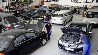 Crece el empleo en la reparación y mantenimiento de vehículos