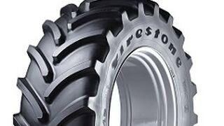 Maxi Traction 65, nuevo neumático para tractor de Firestone