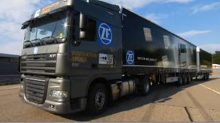 ZF presenta su electrificación para vehículos industriales