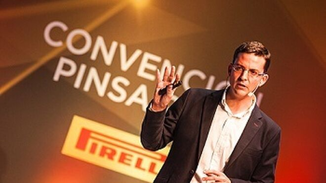Javier Caballero, nuevo director de marketing de Pirelli para España y Portugal