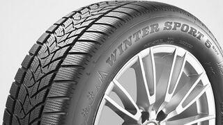 El Dunlop Winter Sport 5 ya está disponible también para SUV