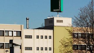 Mann+Hummel aumentó las ventas el 9,4% en 2015, peor de lo previsto