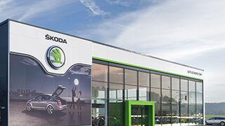 Dos mil concesionarios Skoda ya presentan nueva imagen corporativa