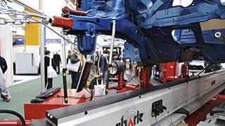 El sector de la carrocería, destacado en Automechanika Frankfurt