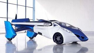 Coches voladores: el futuro ya está aquí