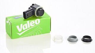 Nuevos sensores ultrasónicos de asistencia al aparcamiento de Valeo