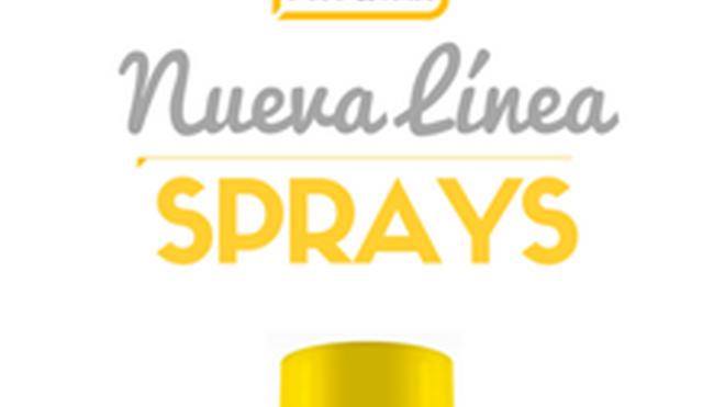 Pro&Car pone en el mercado una nueva línea de sprays