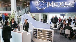 Meyle presentará varias novedades para turismo y comerciales en Automechanika