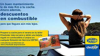 MM Checkstar regala a sus clientes descuentos en combustible