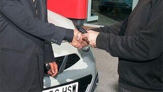 El dueño de un taller se quedaba con los coches de clientes que luego vendía