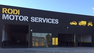 Rodi Motor Services inaugura su centro de Agramunt (Lleida)