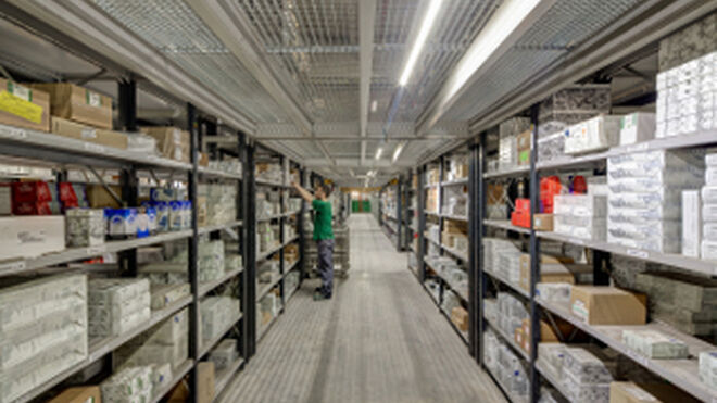 CRO acredita su calidad como distribuidor de recambios
