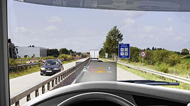 Continental lleva al IAA sus pantallas digitales de visualización frontal para V.I.