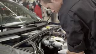 Cómo realizar el montaje de un turbo nuevo