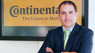 Jorge Fernández, al frente del marketing de neumáticos Continental para V.I.