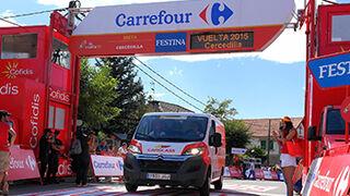 Carglass regalará a diario maillots firmados durante La Vuelta 2016