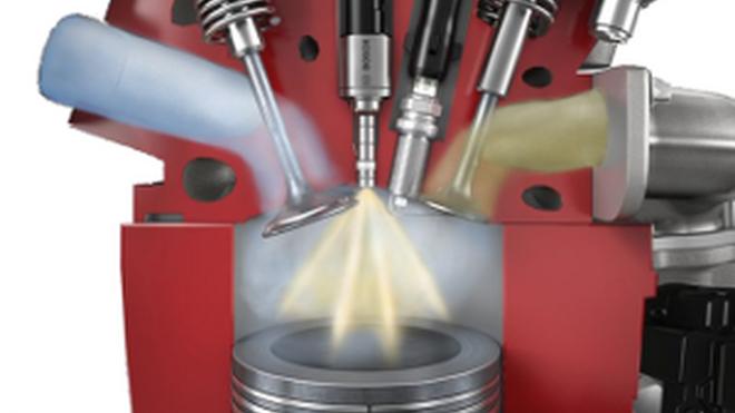 El renacimiento de la gasolina con los sistemas de inyección directa